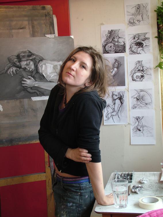 Artist Julia Jefferys l